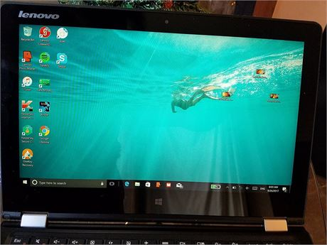 "Lenovo Yoga 700 11.6"" 2-in-1 Touch-Screen Laptop"